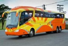 Tourist Bus: Cusco – Puno