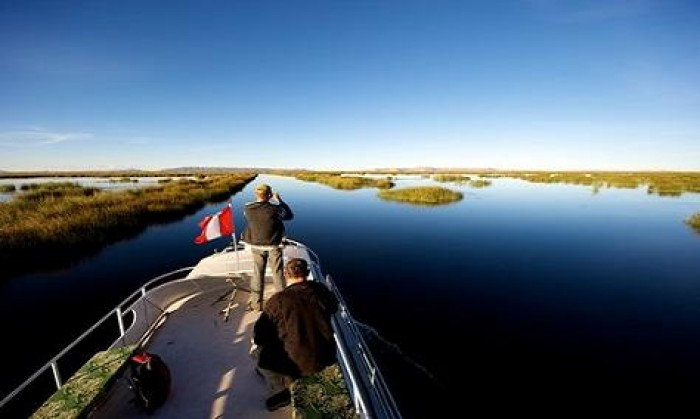 Tour Titicaca Affordable: 2Days