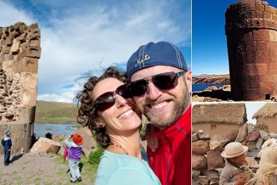 Tour Sillustani and Transfer to Juliaca Airport